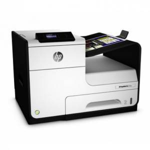 HP PageWide 452dw Printer (A4, 600dpi, 40(up to 55)ppm, Duplex, 512 Mb,2trays 50+500, USB2.0/Eth/WiFi, 1y war)