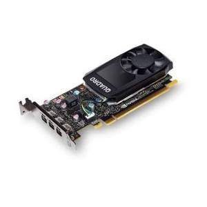 2GB NVIDIA Quadro P400 Half Height (3 mDP) for Precision SFF