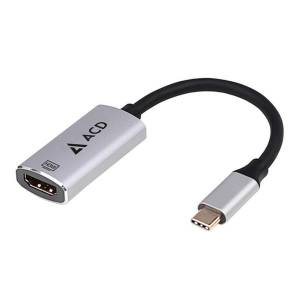 USB DEV/Ports/Adapters ACD Fusion CH4K Адаптер USB-C в HDMI (4Kx60Hz) (ACD-CH4K-6AL) RTL {50}